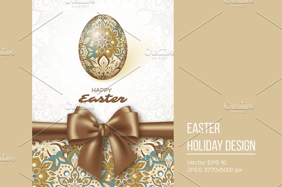 Happy Easter Design