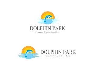 Dolphin Park Logo