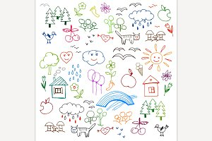 Kids Doodles