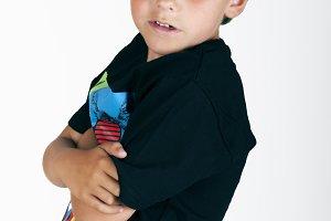 Little man model