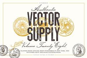 Unember Vector Supply Volume 28