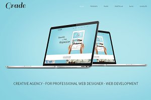 Grade Responsive Bootstrap Template