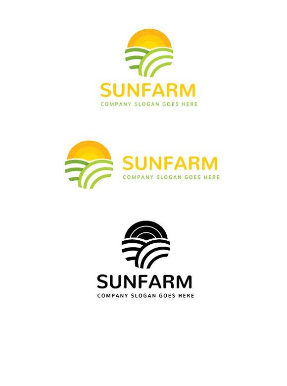 Sunfarm Logo