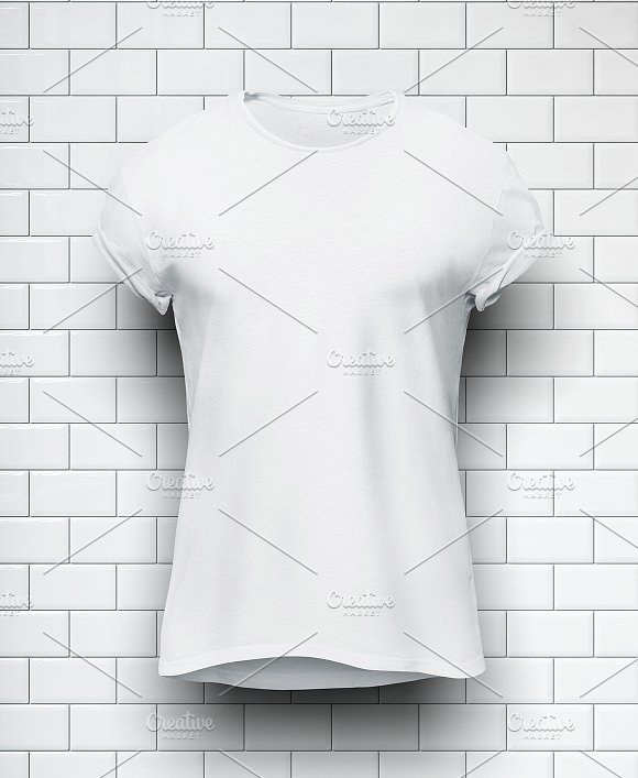 Blank T-shirts Pack