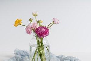 Fresh Spring Rununculus