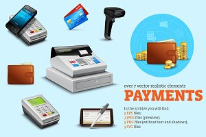 Payments Realistic Set