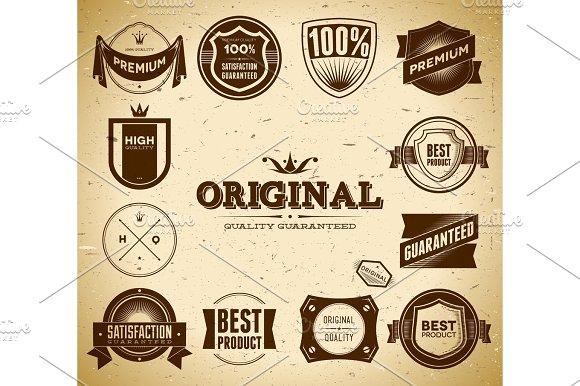 Vintage Labels Collection 2
