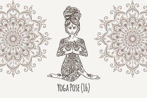 Yoga PDF PNG EPS10 №16