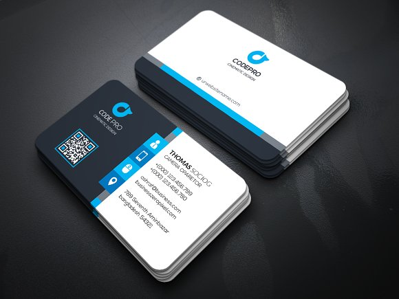 Icon Business Card