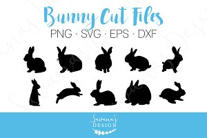 Bunny Cut Files
