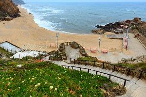 Praia do Guincho, Portugal.