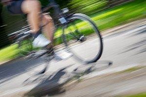 Cyclist Motion