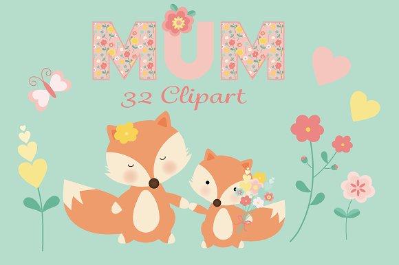 Mum Clipart