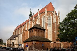 St. Catherine Church in Krakow