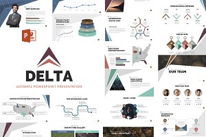 Delta | Powerpoint Template