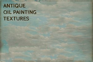 Antique Oil Painting Textures
