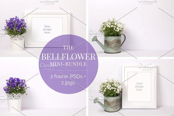 The Bellflower Mockup Bundle