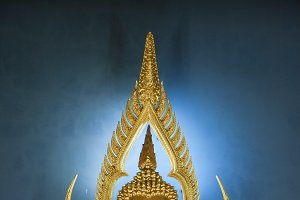 Buddha. The Royal Grand Palace