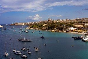 Valetta Harbour