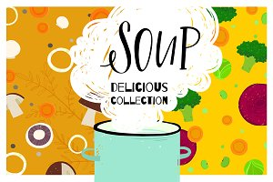 Soup - delicious collection