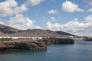 view of Playa Blanca