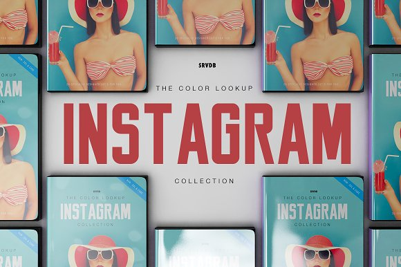 Instagram LUT Collection