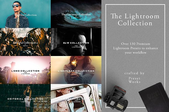 The Lightroom Preset Bundle