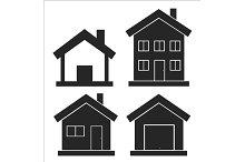 Set house icon