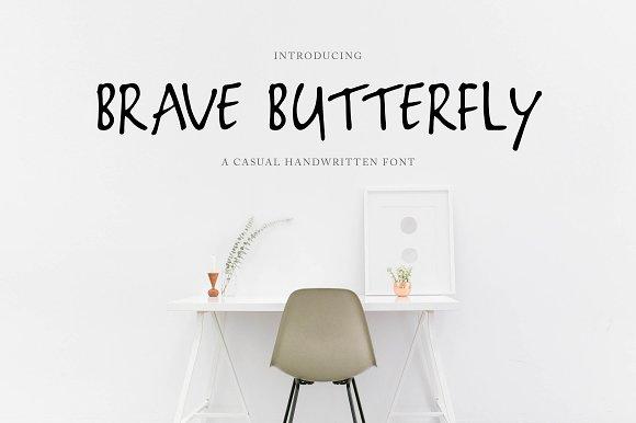 Brave Butterfly