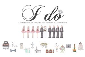Wedding Collection -I DO