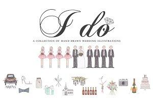 Wedding Collection -I DO