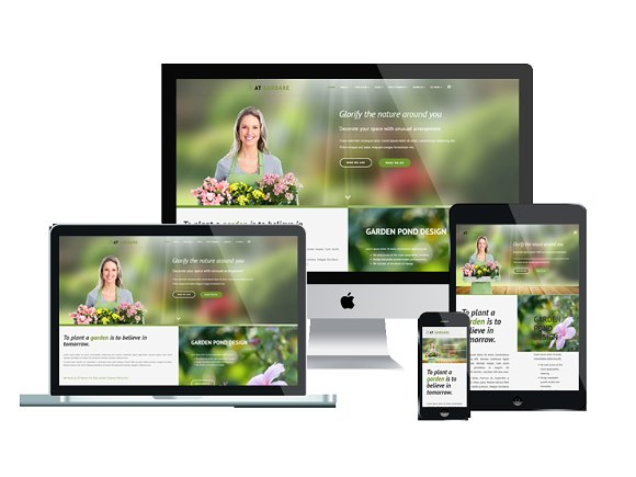 AT GARDARE-Garden Joomla Template