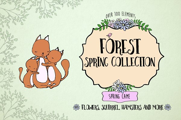 FOREST SPRING COLLECTION