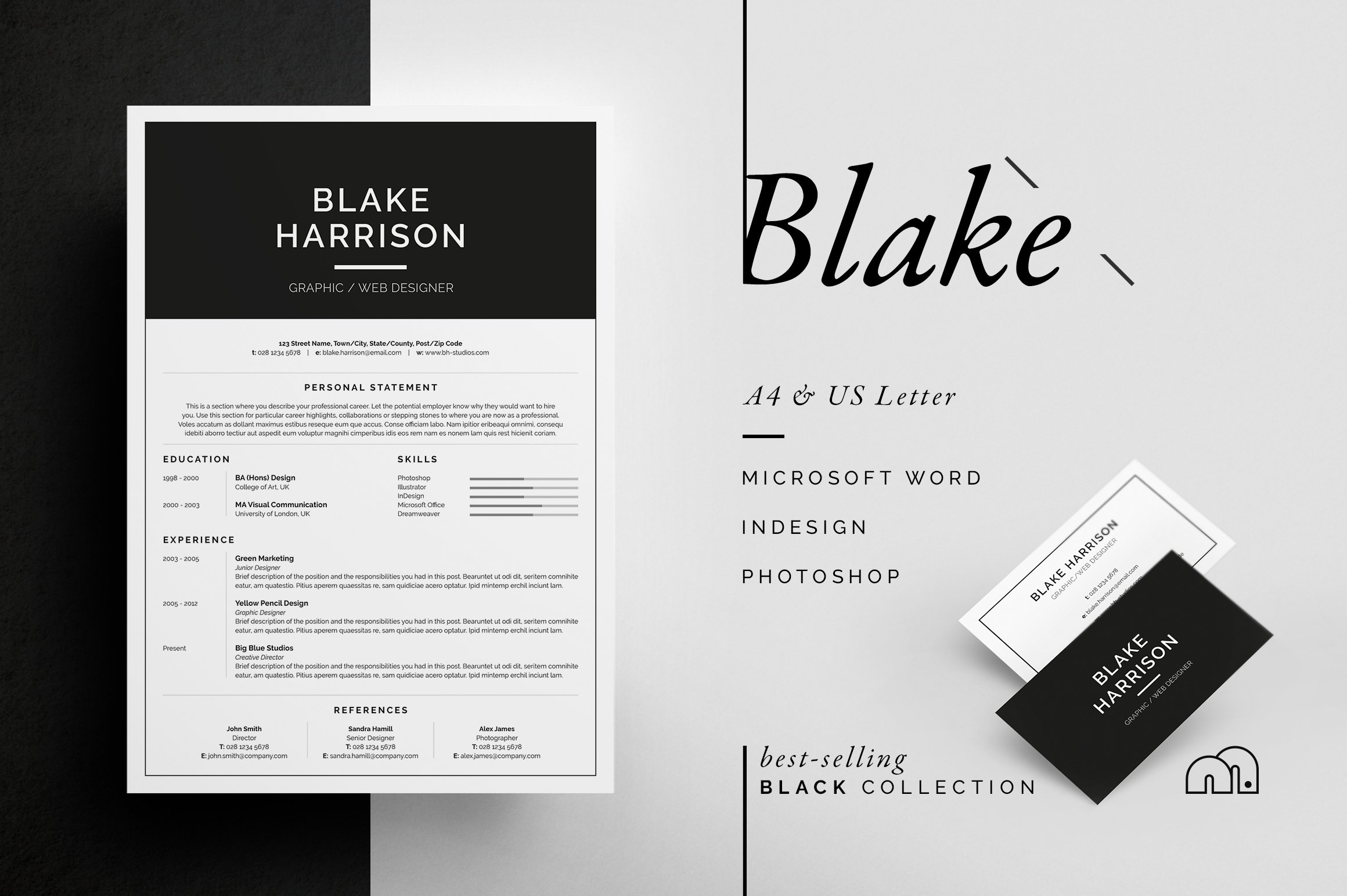 94 off resume cv bundle resume templates creative market