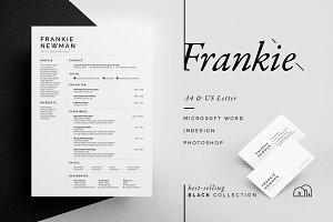 Resume/CV - Frankie
