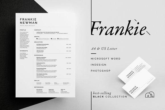resumecv frankie resumes