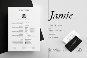 Resume/CV - Jamie