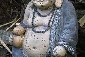 Buddha peace.