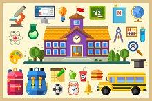 Education. School and University