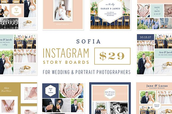 Instagram Story Boards Sofia