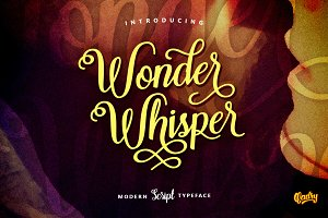 Wonder Whisper Script (50% OFF)