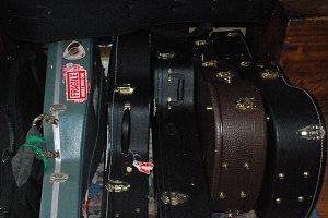 A musicians life.