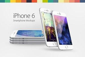 iPhone 6 Mockups