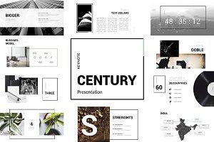 Century | Keynote Presentation