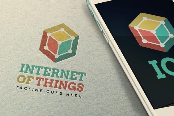 Internet Of Things Logo