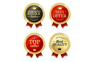 Best Offer or Choice Sale Label