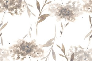 floral seamless pattern | JPEG