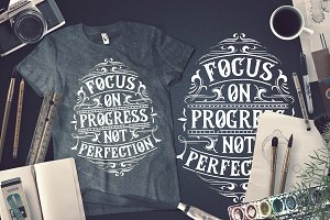 Focus on Progress
