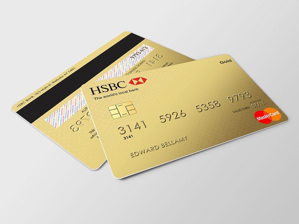 Credit Card Mockup ~ Product Mockups ~ Creative Market