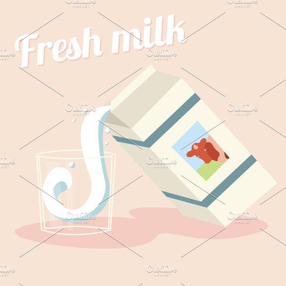 Fresh Milk Flow
